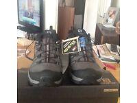 Brand new walking trainers. Salamanca size 7
