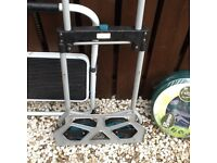 Fold up trolley for sale