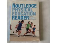 The Routledge Physical Education Reader, edited by Richard Bailey and David Kirk