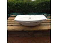 Bathroom sink by Villeroy & Boch good quality
