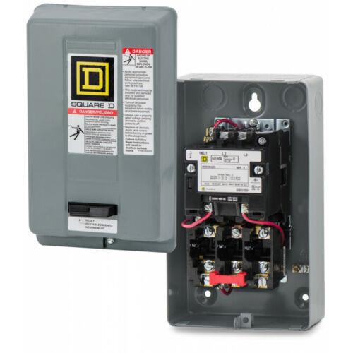 SCHNEIDER ELECTRIC 8536SBG2V02S, Non-reversing Starter Motor Control, New