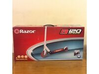 Brand New Kids Razor B120 Kick Scooter for 5+. Excellent Christmas Present.