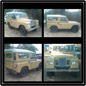 RARE FIND - ALL ORIGINAL 1977 Land Rover (4X4) Coupe Laidley Lockyer Valley Preview