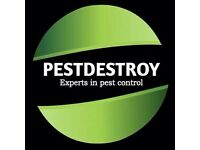 Pestdestroy. Experts In Pest Control