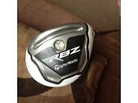 rbz taylormade 25.degree 5wood reg shaft