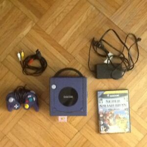 Super Smash Bros. Melee, Used Gamecube, Used Replica Controller