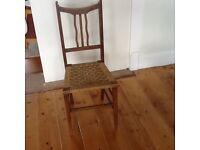 Nice old chair for lounge or bedroom