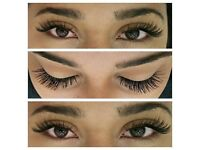 Classic Eyelashes Extension Semi Permanent...3 days Promotion from £ 45 to only £25. Book Now!