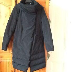 Black Ladies phase Eight Coat in vgc