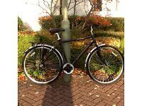 Men's city bike