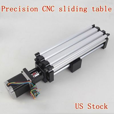 Ball Screw Linear Actuator Cnc Slide Stroke Long Stage Actuator Stepper Motor