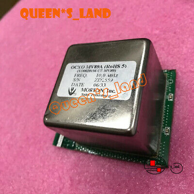 2006 Yearsmorion Double Oven Mv89a 10mhz 12v Sine Wave Ocxo Crystal Oscillator