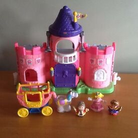 Fisher Price Little People Sounds Castle