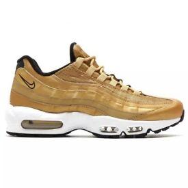 Nike Air Max 95 Metallic Gold