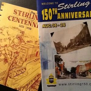 STIRLING - 150th Anniversary Commemorative Booklet (2008)