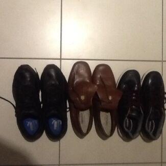 Golf Shoes-3 pairs Pooraka Salisbury Area Preview
