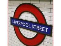 Counselling Liverpool Street City of London EC2M 1NH