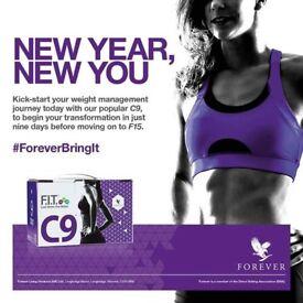 C9 Weight Loss + Detox Programme
