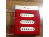 Fender Strat pick ups