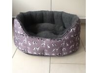 "Dog Bed medium size approx 24"" across"