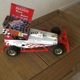 Mint collectable mardave stockmaster 1/8th Rc nitro car ,may swap