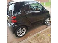 SMART CAR 2010 FORTWO COUPE DIESEL 43000 MILES LOOKS AND DRIVES PERFECT