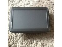 Tomtom slim extra large screen with uk&Europe maps