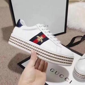 Gucci Sneakers  ( More Colors Styles Brands Available)