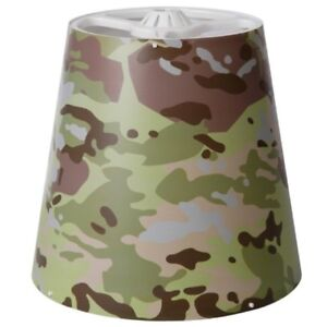 SALE! KIDS ARMY CAMOUFLAGE LIGHT SHADE LAMP COVER CAMO BEDROOM OFFICE DECOR BOYS