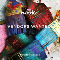 The Nooks... Creative Entrepreneurs Wanted!