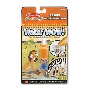 Safari-Melissa-amp-Doug-en-marcha-Agua-Wow-Viaje-libro-de-actividades