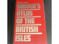 Readers Digest Drivers Atlas of the British Isles