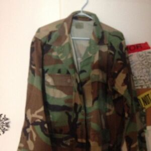 Military clothing and much more