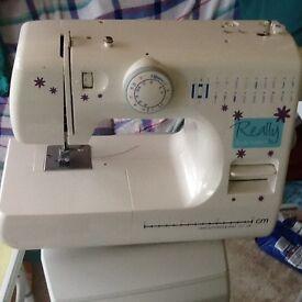 Linda Barker Electric Sewing Machine .