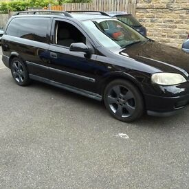Astra van 2.0 spares or repairs does run, moted