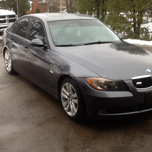2006 BMW 325 I M RUNS DRIVES NICE  TRADE EVEN....