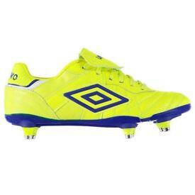 Umbro Speciali Eternal Pro SG Football Boots .... Size 6 UK (40 EU)