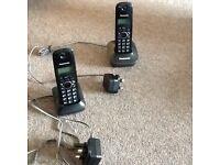 Panasonic digital cordless phones