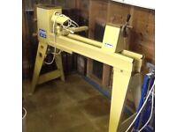 Scheppach Woodworking Lathe