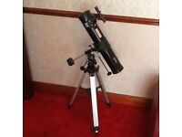 OPTUS Reflector Telescope with EQ-7 Mount