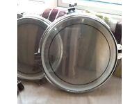 Arbiter flats drum kit