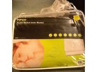 Pifco Double Electric Blanket