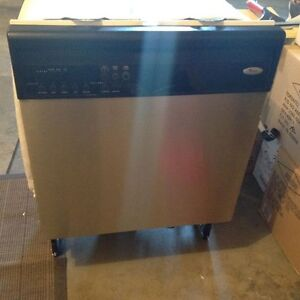 Whirlpool delay time dishwasher