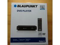 Blaupunkt DVD Player with Scart output, Remote Control and DVD/CD/CD-R compatible