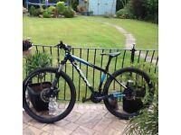 Lapierre raid 329 mountain bike