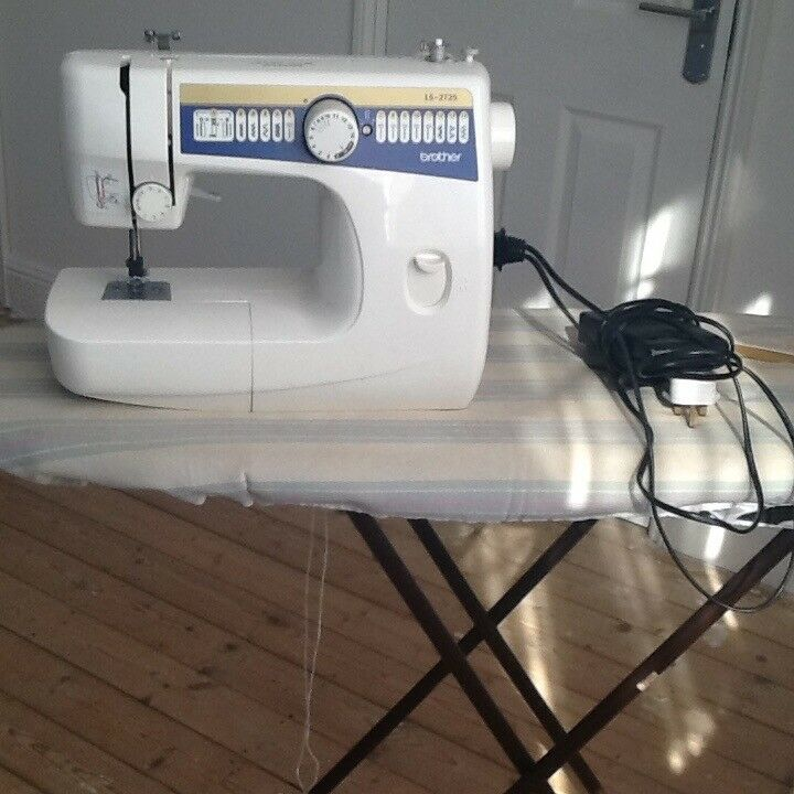 Brother Sewing Machine Model LS40 Working In Very Good Condition Gorgeous Brother Ls 2725 Sewing Machine