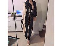 Full Length Abaya Kaftan Dress
