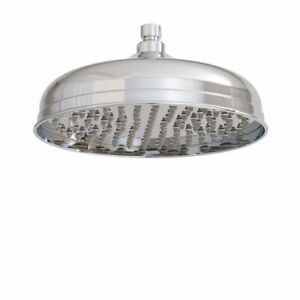 Aquabrass 2512 Rainheads 12 Bell Rainhead Brushed Nickel