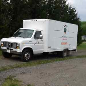 1991 Ford F-350 CUBE Autre