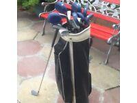 15 golf clubs